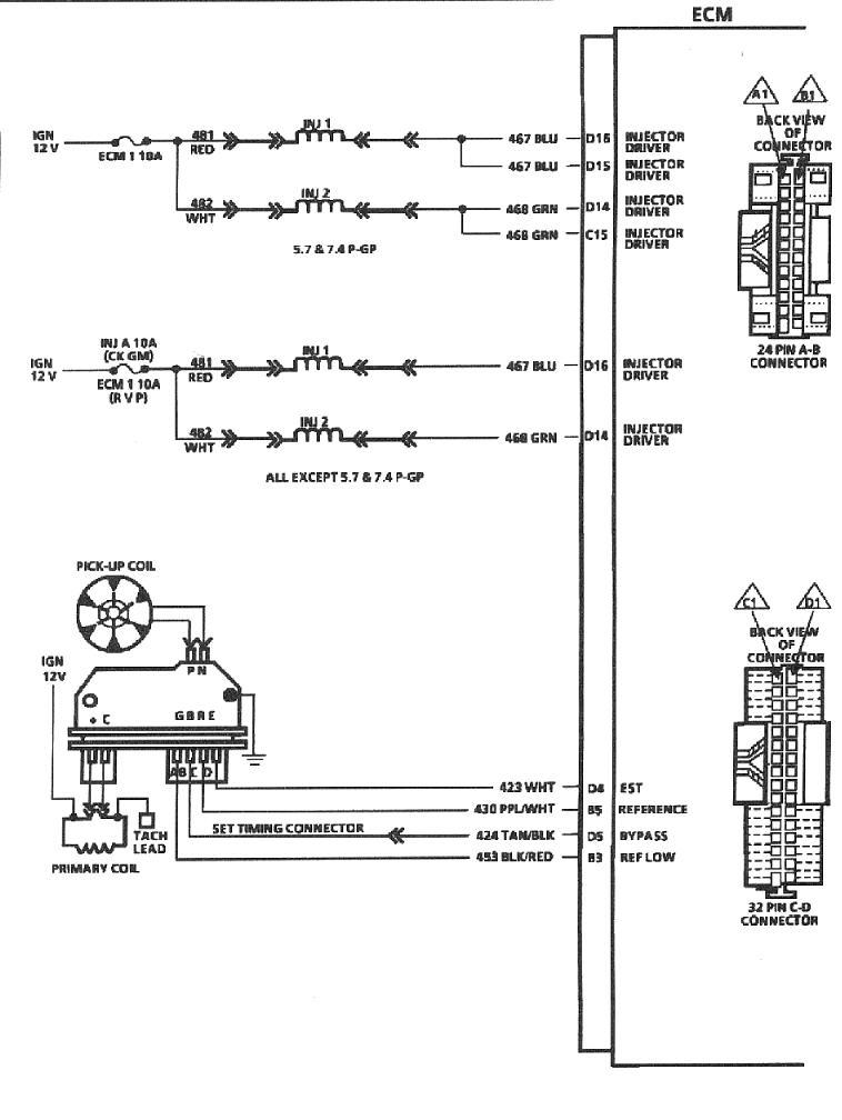 Engine Surge