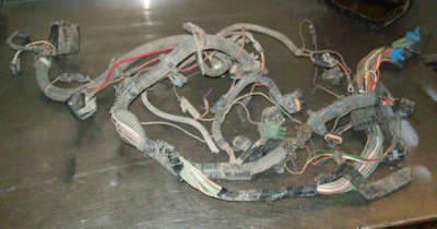 tbi wiring harness 1 fuel injection conversion using a gm tbi efi system! P 81 Fighter at webbmarketing.co