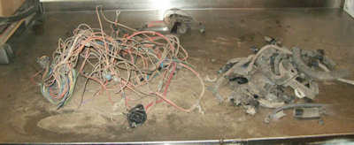 tbi wiring harness 2 fuel injection conversion using a gm tbi efi system!